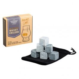 Sada 6 ledových kamenů do nápojů Gentlemen´s Hardware