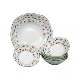 Sada porcelánových misek s motivem květin Thun Bernadotte