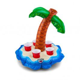 Nafukovací kruh na 5 nápojů ve tvaru palmy Big Mouth Inc.