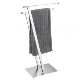 Držák na ručníky z nerezové oceli Wenko Lirio