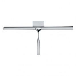 Koupelnová stěrka ve stříbrné barvě Wenko Terni