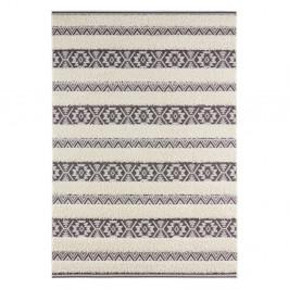 Krémově černý koberec Mint Rugs Temara, 200 x 290 cm