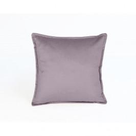 Fialový sametový polštář Velvet Atelier Purple,45x45cm