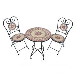 Set 2 zahradních židlí a stolku ADDU Amarillo