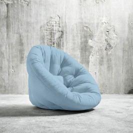 Rozkládací křesílko Karup Design Nido Light Blue