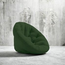 Rozkládací křesílko Karup Design Nido Forest Green