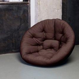 Variabilní křeslo Karup Design Nest Brown