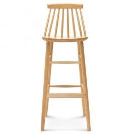 Barová dřevěná židle Fameg Rig