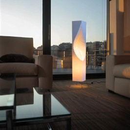 Světelný objekt MooDoo Design Leaf, výška110 cm