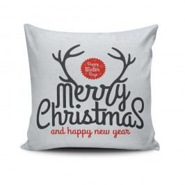 Polštář Christmas Pillow no. 23, 45 x 45 cm