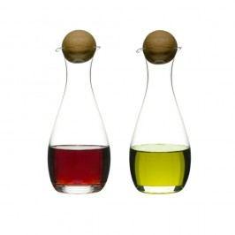 Sada na olej a ocet Sagaform Oval, 300 ml