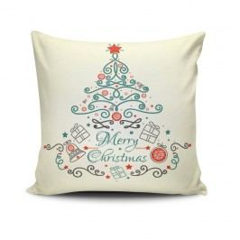 Polštář Christmas Tree With Gifts, 45x45 cm
