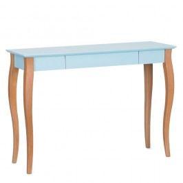 Světle tyrkysový psací stůl Ragaba Lillo,délka105 cm