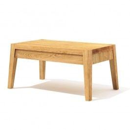 Noční stolek z masivního dubového dřeva Javorina