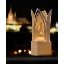 Svícen MooDoo Design Betlém Praha, výška31 cm