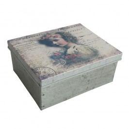 Úložný box AnticLineAngel Square