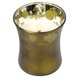 Vonná svíčka WoodWick Košík jablek, 255 g, 60 hodin