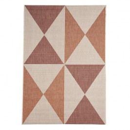 Vysoce odolný koberec vhodný i do exteriéru Webtappeti Geo,160x230cm