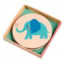 Kapesní zrcátko Rex London Elvis The Elephant