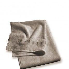Kávově hnědý ručník Esprit Solid, 50x100cm