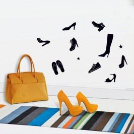 Dekorativní samolepka Eurographic One Shoe