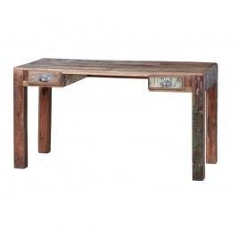 Psací stůl z masivního dřeva SOB Frankfurt