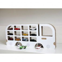 Polička Unlimited Design for kids Auto jedoucí doprava