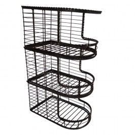 Stojan se 3 košíky Antic Line Basket