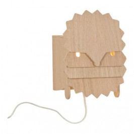 Noční lampička ve tvaru ježka Vox Huhu