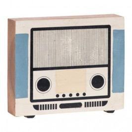 Dřevěné rádio pro děti Vox Kids