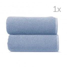 Světle modrý ručník Graccioza Bee, 30x50cm