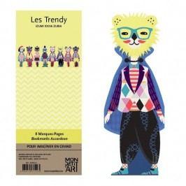 Sada záložek Mon Petit Art Les Trendy