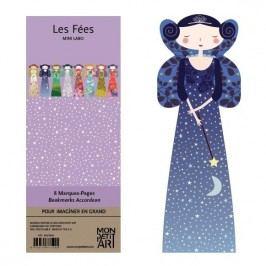 Sada záložek Mon Petit Art Les Fées