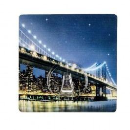 Samodržící háček Wenko Static-Loc Brooklyn Bridge