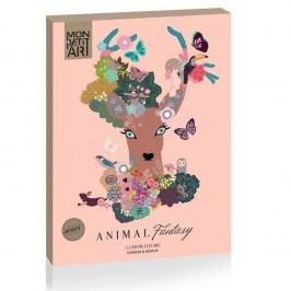 Sada kreativních dekorací Mon Petit Art Animal Fantasy
