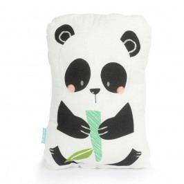 Bavlněný polštářek Moshi Moshi Panda Gardens, 40x30cm