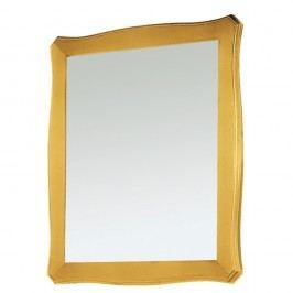 Nástěnné zrcadlo ve zlaté barvě Castagnetti