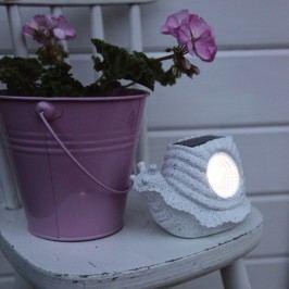 Zahradní LED světlo Best Season Snail
