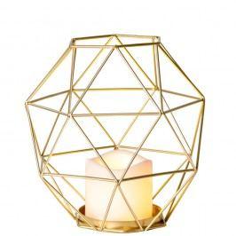 Mosazná LED lucerna Best Season Diamond
