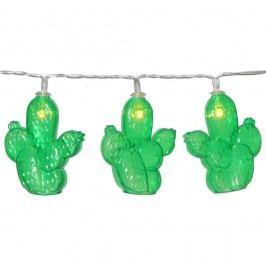 Světelný LED řetěz Best Season Cactus, 10 světýlek