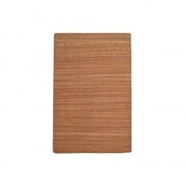 Červenohnědý vlněný koberec The Rug Republic Aral, 230x160cm