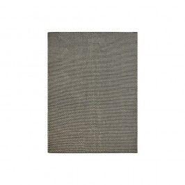 Tmavě šedý koberec z recyklovaných PET lahví The Rug Republic Crestor, 230x160cm