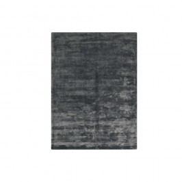 Šedý viskózový koberec The Rug Republic Aurum, 230x160cm
