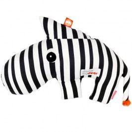 Černá hračka Done by Deer Zebee