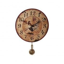 Nástěnné hodiny Antic Line Pendulum