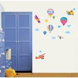 Sada samolepek Ambiance Ballons For Kids