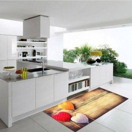 Vysoce odolný kuchyňský běhoun Webtappeti Sweethearts,60x190cm