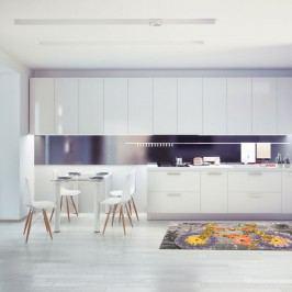 Vysoce odolný kuchyňský koberec Webtapetti Bike,60x115cm