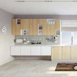 Vysoce odolný kuchyňský koberec Webtappeti Coure,60 x 115cm