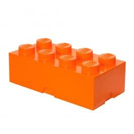 Oranžový úložný box LEGO®